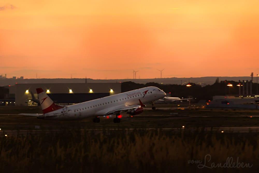 Flugzeuge fotografieren: spotten in Köln/Bonn