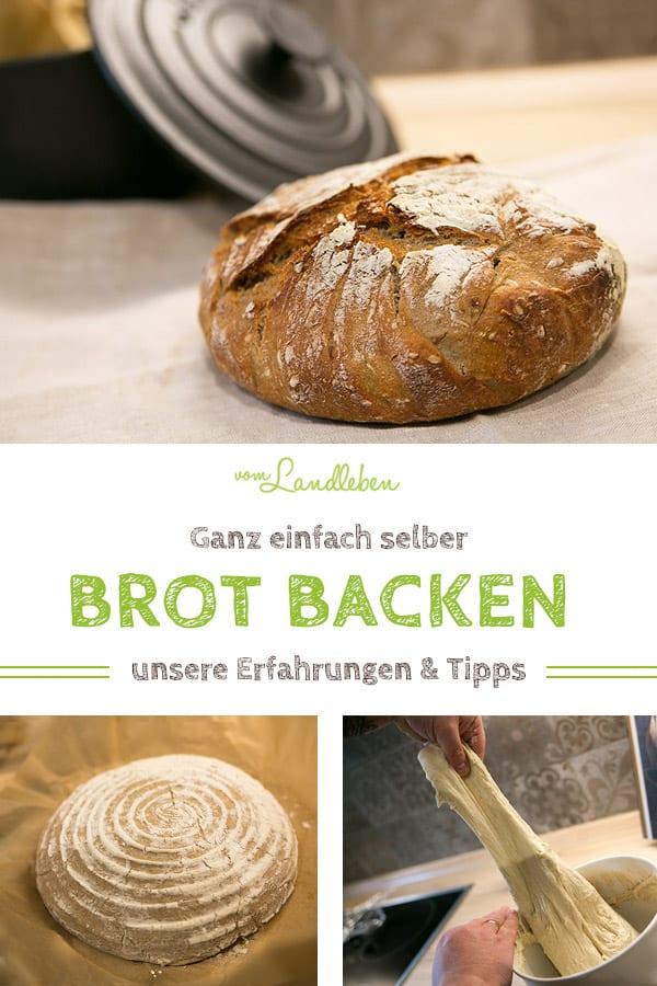 Selber Brot backen: Erfahrungen und Tipps