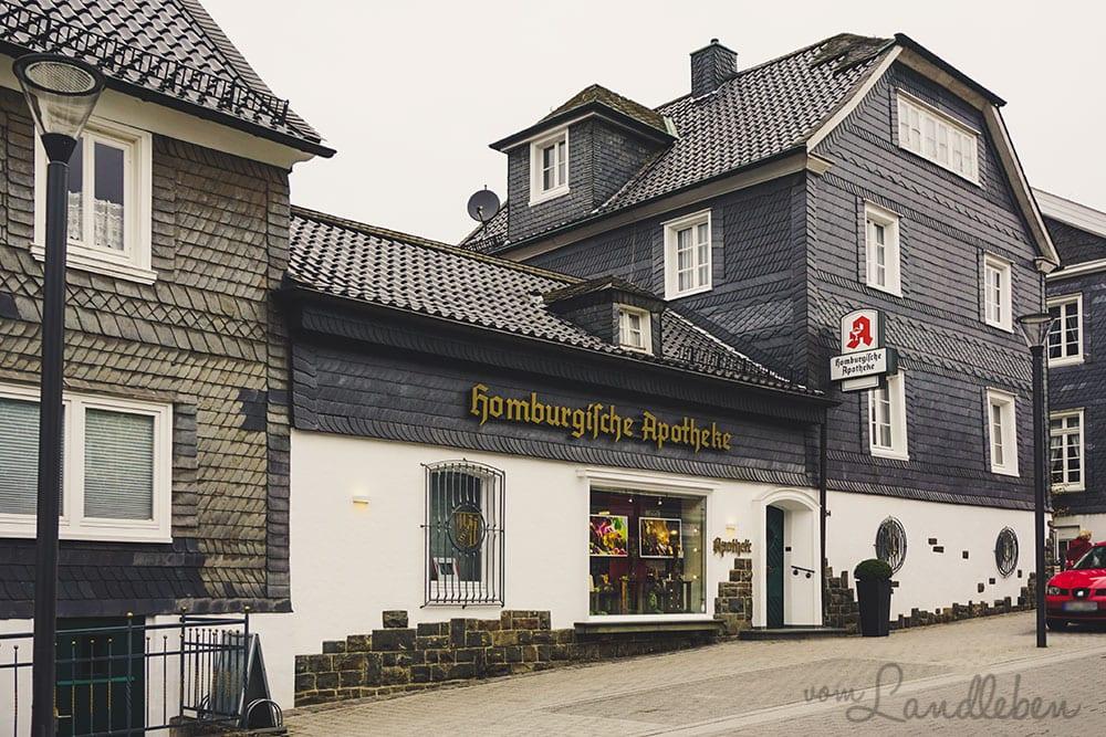 Homburgische Apotheke in Nümbrecht