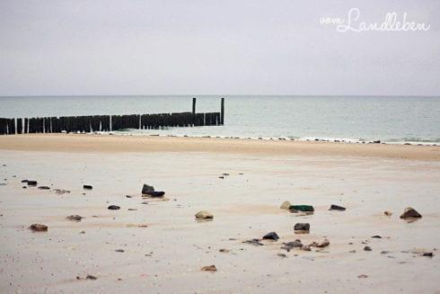 Strandfotos aus Zoutelande - Oktober 2015