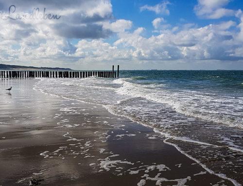 Urlaubsfotos – Strand & Städtchen in Zeeland