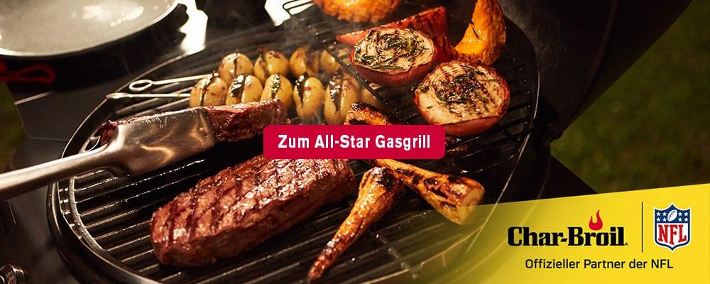 Char-Broil All-Star Gasgrill