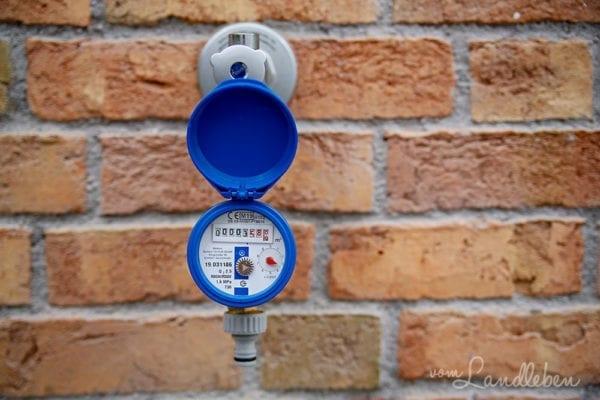 Gartenwasserzähler