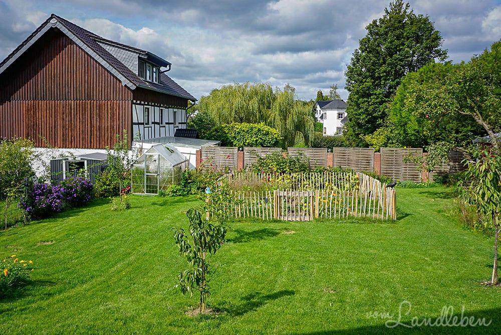 Unser Garten im September 2019