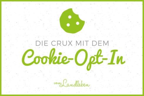 Die Crux mit dem Cookie-Opt-In