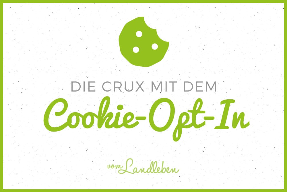 Die Crux mit dem Cookie-Opt-In