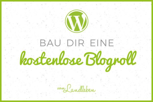 Blogroll in WordPress bauen mit Feedzy RSS Feeds Lite