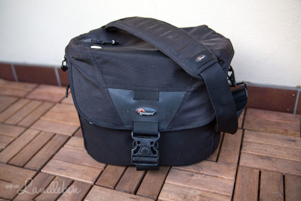 Kameratasche Lowepro Stealth Reporter D400 AW