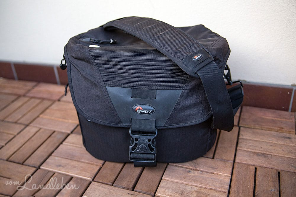 Kameratasche Lowepro Stealth Reporter D400 AW