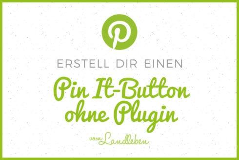 Pin It-Button ohne Plugin erstellen