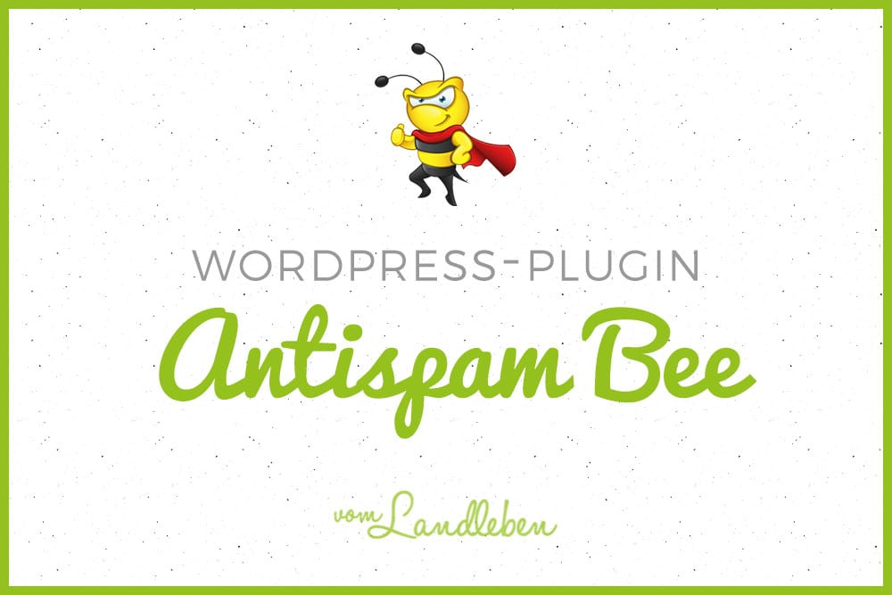 WordPress-Plugin: Antispam Bee