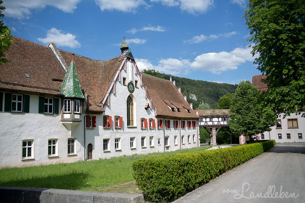 Kloster in Blaubeuren