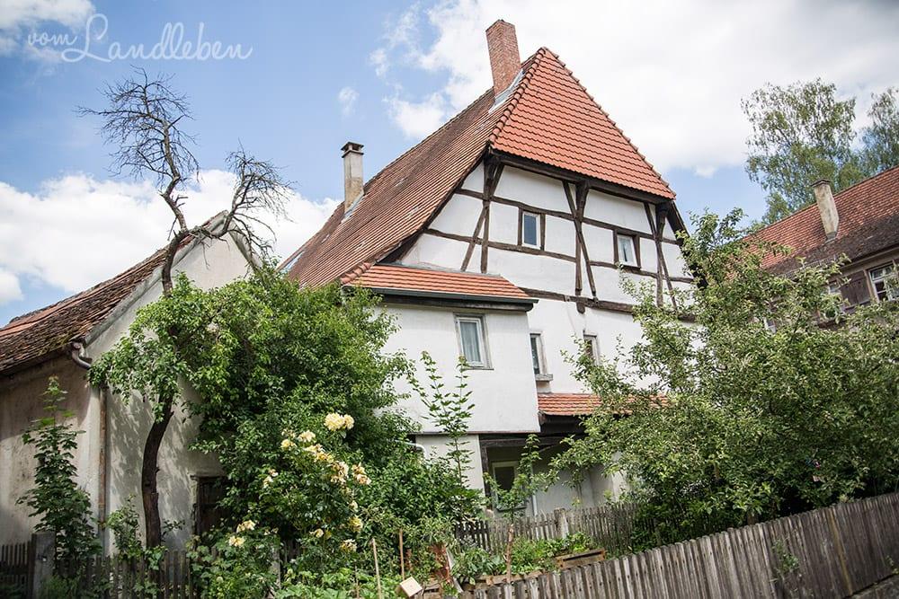 Fachwerkhaus in Blaubeuren