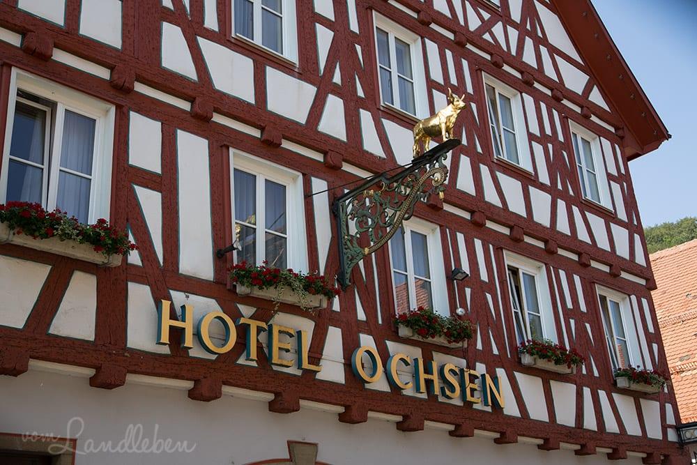 Hotel Ochsen in Blaubeuren