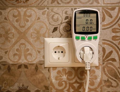 Projekt Stromsparen: ein Update
