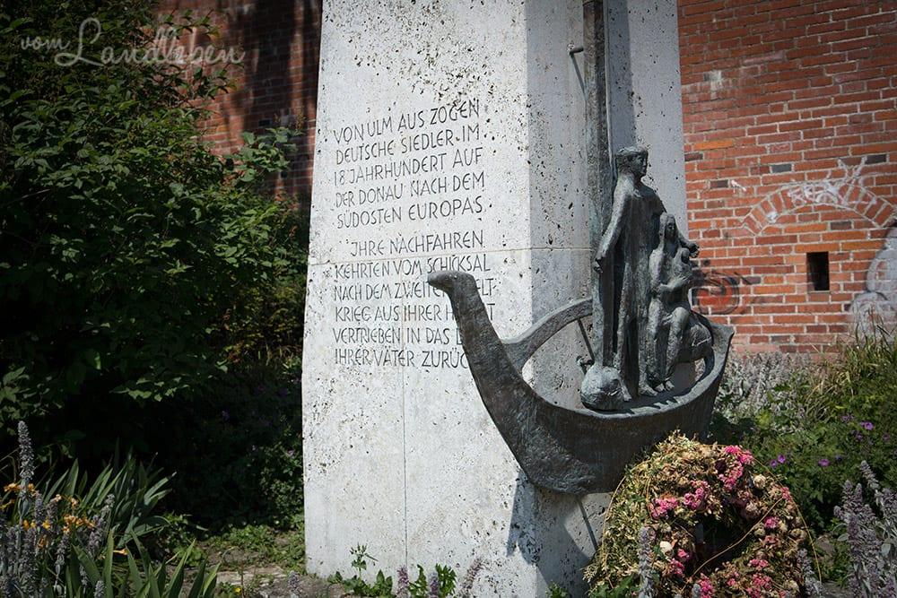Donauschwaben-Denkmal in Ulm