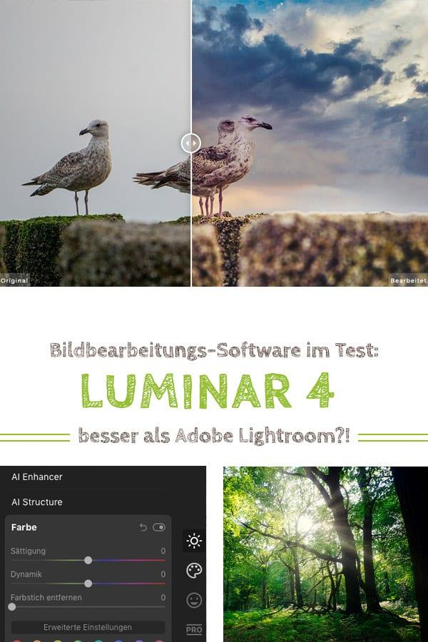 Luminar 4 im Test - bessere Bildbearbeitung als Adobe Lightroom?