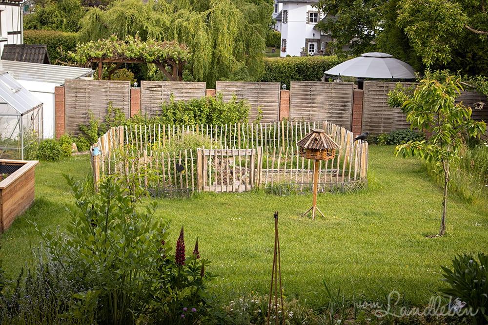 Unser Garten im Mai 2020