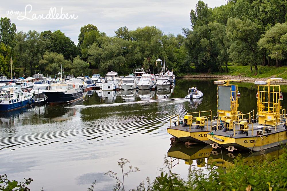 Yachthafen Niederkassel-Mondorf