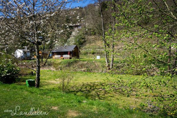 Campingplatz Harfenmühle in Mörschied
