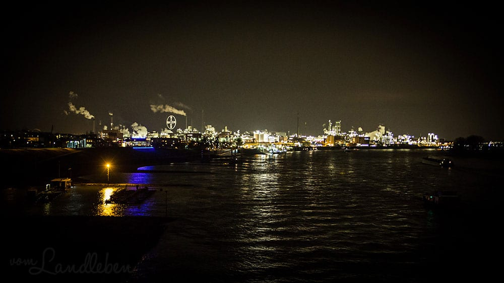 Leverkusen by Night