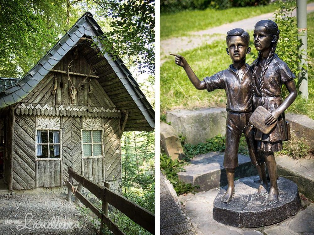 Märchenwald Altenberg - Hänsel und Gretel