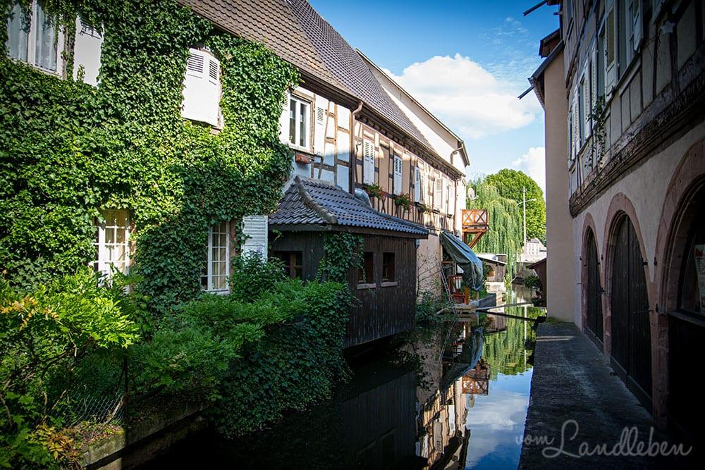 An der Lauter in Wissembourg