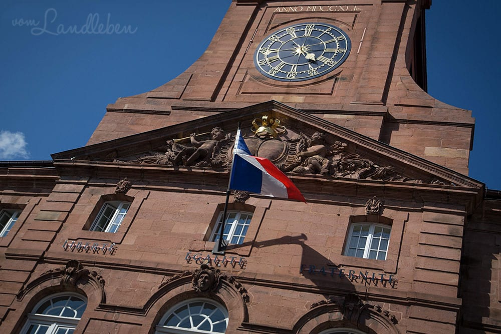 Rathaus Wissembourg
