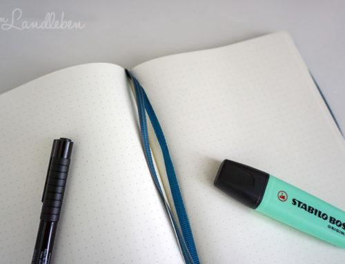Wie dir dein Bullet Journal durch die Coronakrise helfen kann