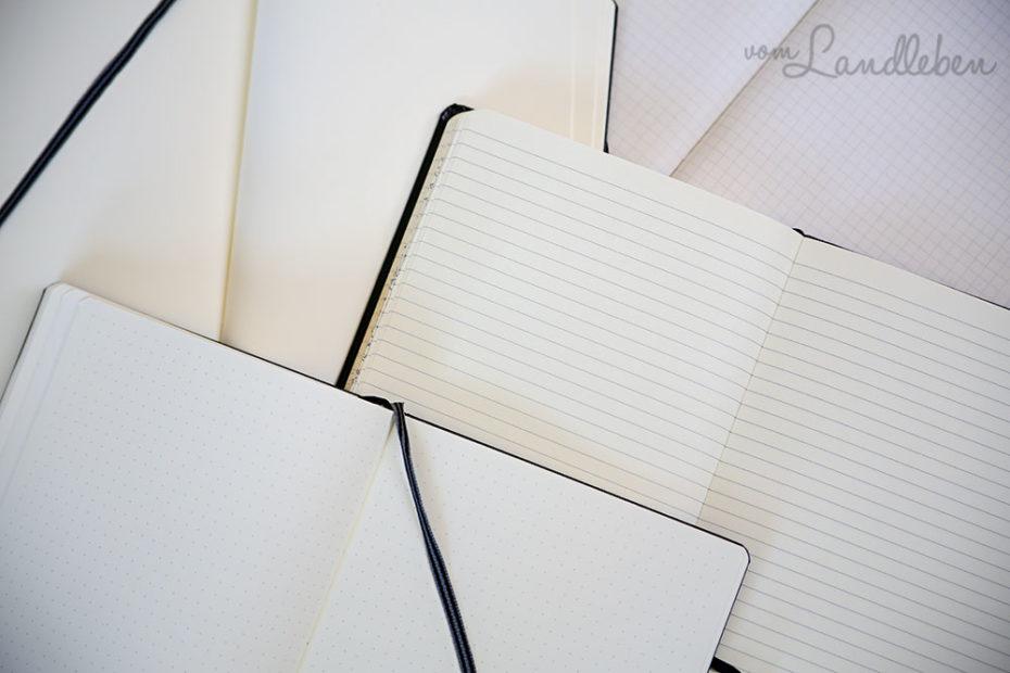 Welche Lineatur fürs Bullet Journal?