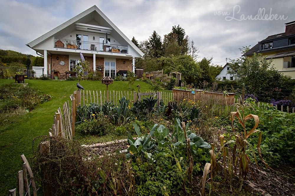 Unser Garten im Oktober 2020