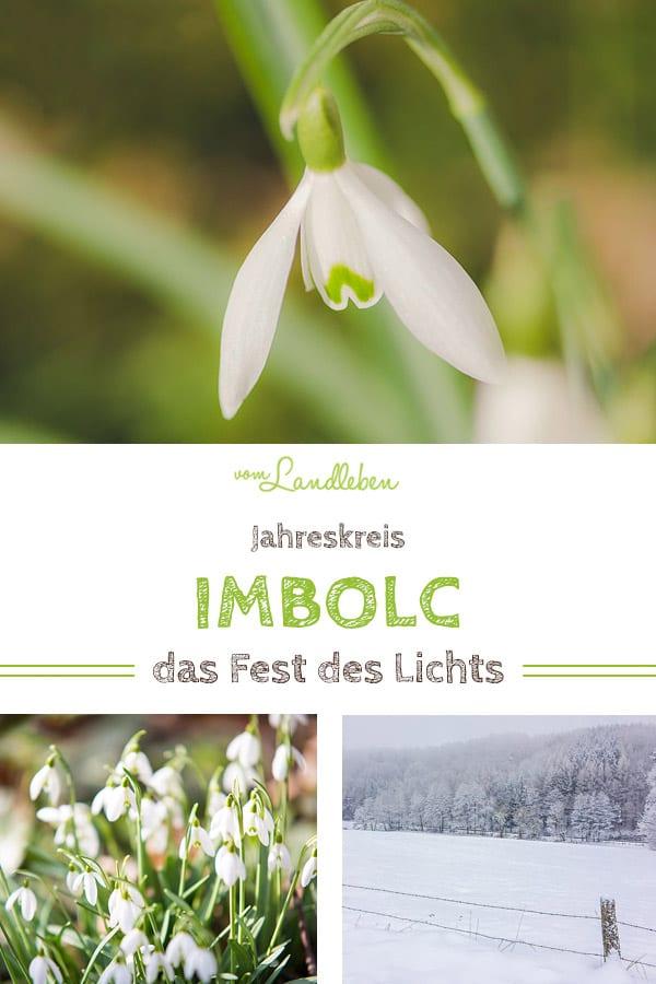 Imbolc - am 2. Februar wird im heidnischen Jahreskreis das Fest des Lichts gefeiert