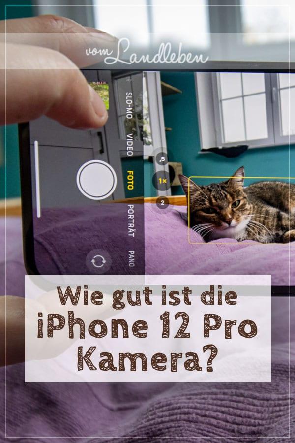 iPhone 12 Pro - die Kamera im Test