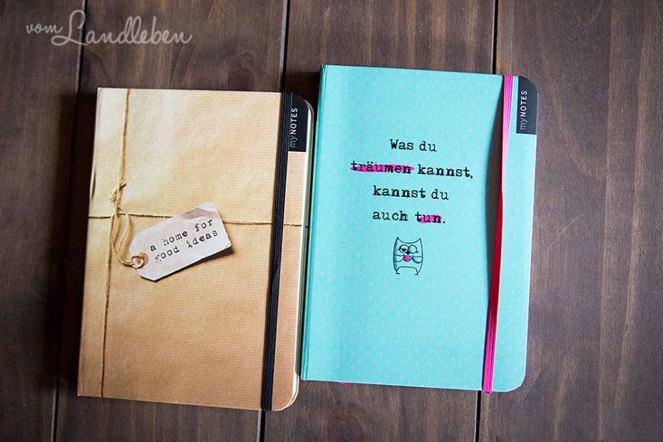 myNOTES - Notizbuch von ars.edition
