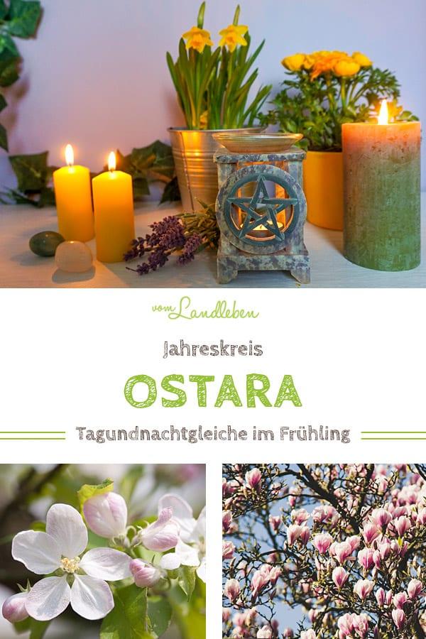 Ostara: Tagundnachtgleiche im Frühling - der heidnische Jahreskreis
