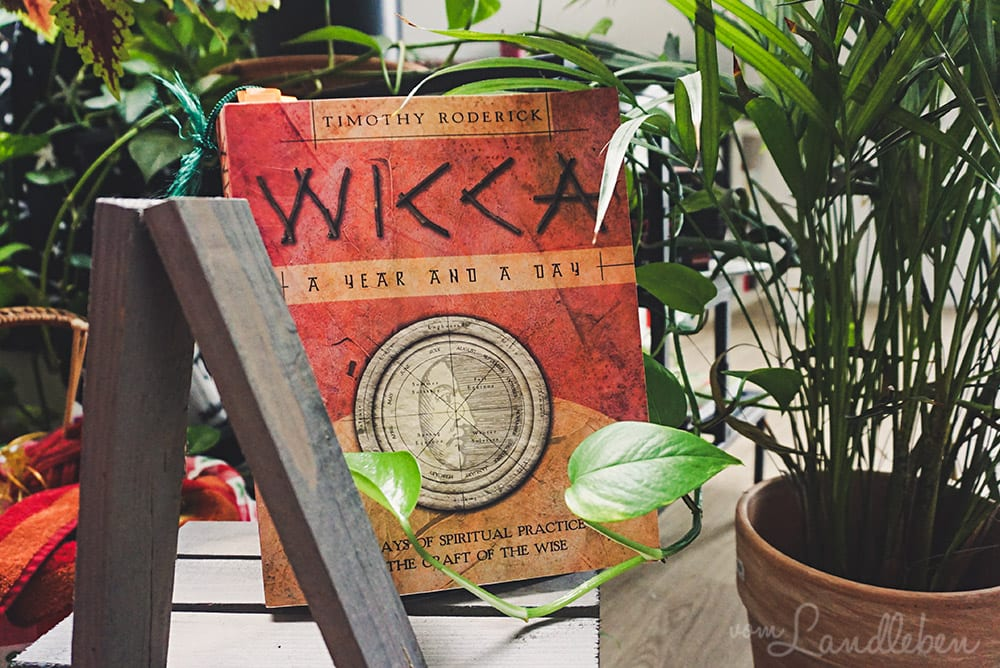 Rezension - Wicca: A Year and a Day - Timothy Roderick
