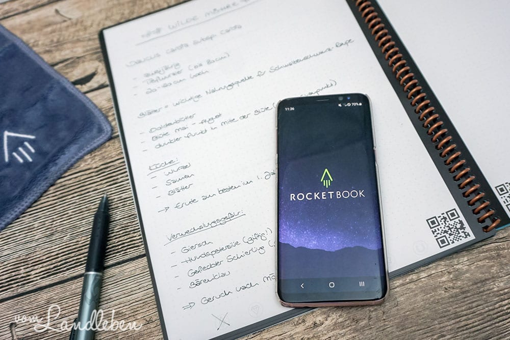 Rocketbook Everlast im Test