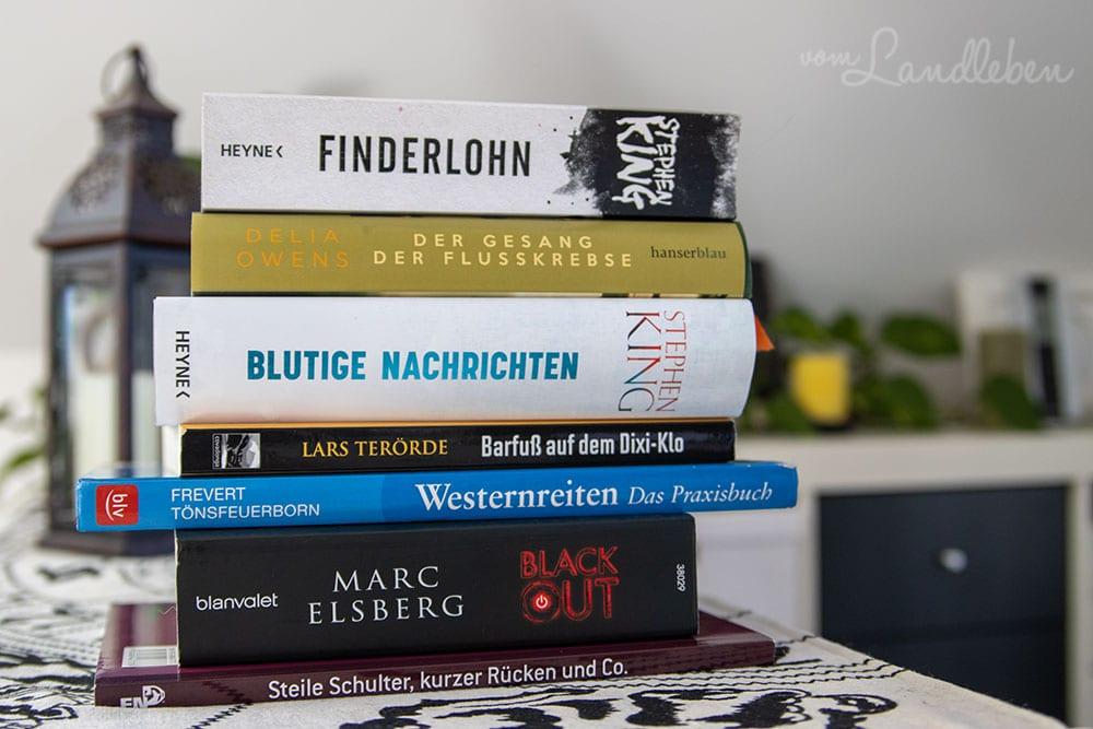 #21in2021: mein Bücherstapel im 1. Quartal