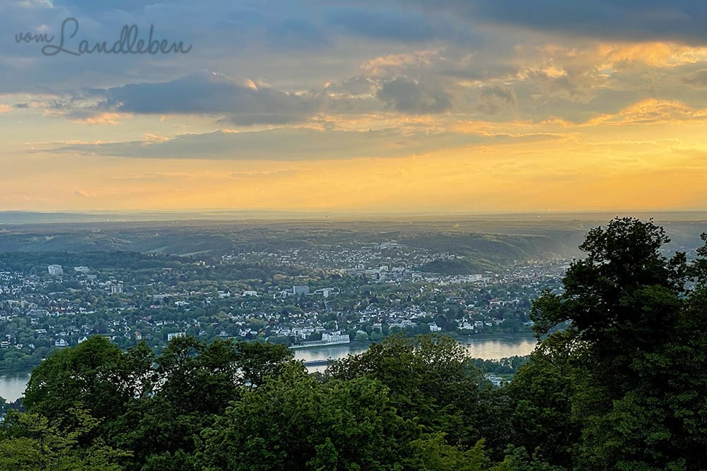Blick vom Petersberg