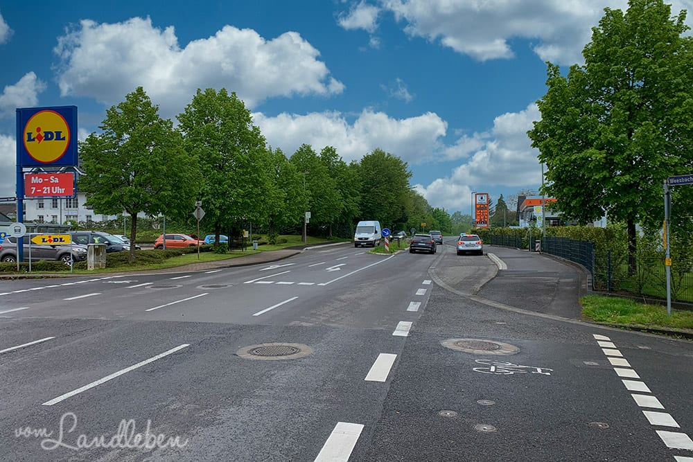 Zeithstraße in Seelscheid
