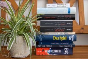 #21in2021 - gelesene Bücher im 2. Quartal 2021