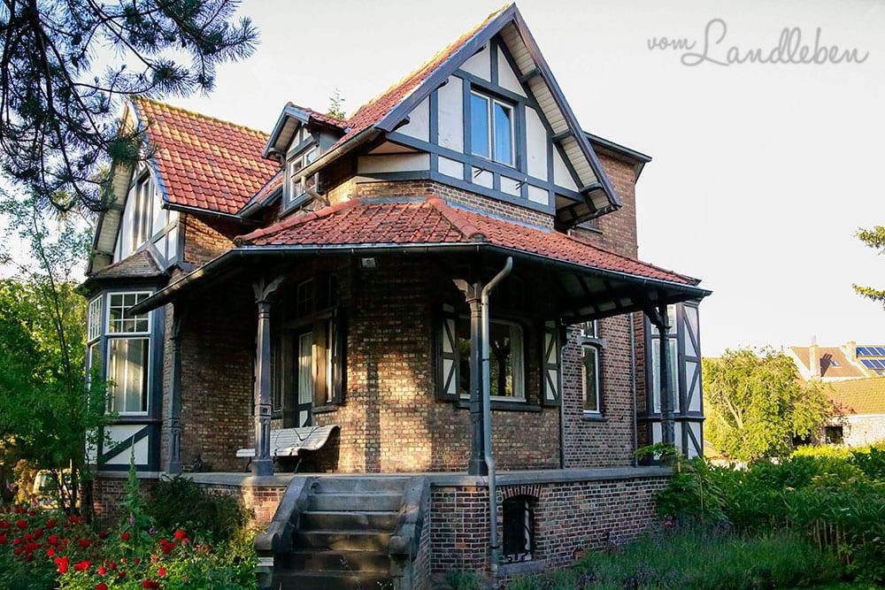 Villa de Loof 1901 in Brügge