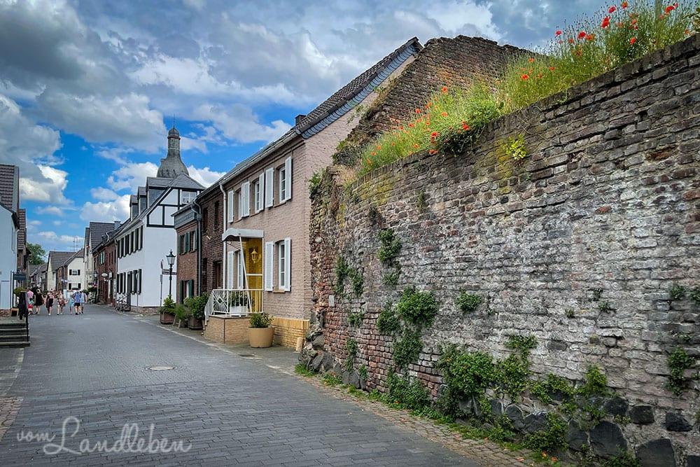 Die Zonser Altstadt