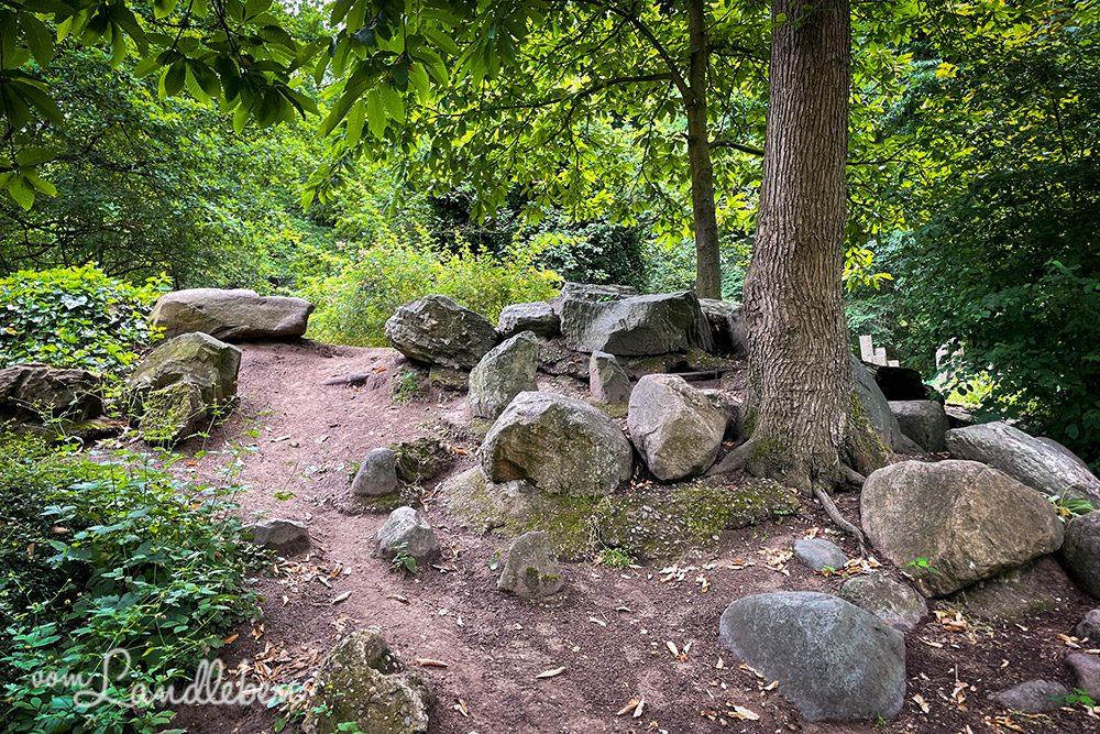Geopark Tannenbusch in Dormagen