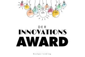Innovations-Award vom Buchperlenblog