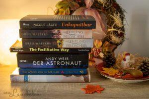 #21in2021 - gelesene Bücher Q3 2021